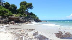 Malorka / Mallorca / Majorca - Playa Cala Blava