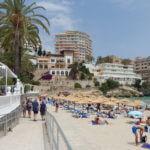 Malorka / Mallorca - Pláž Cala Major / Malorka.sk