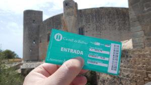 Malorka / Mallorca - Castell de Bellver / Malorka.sk