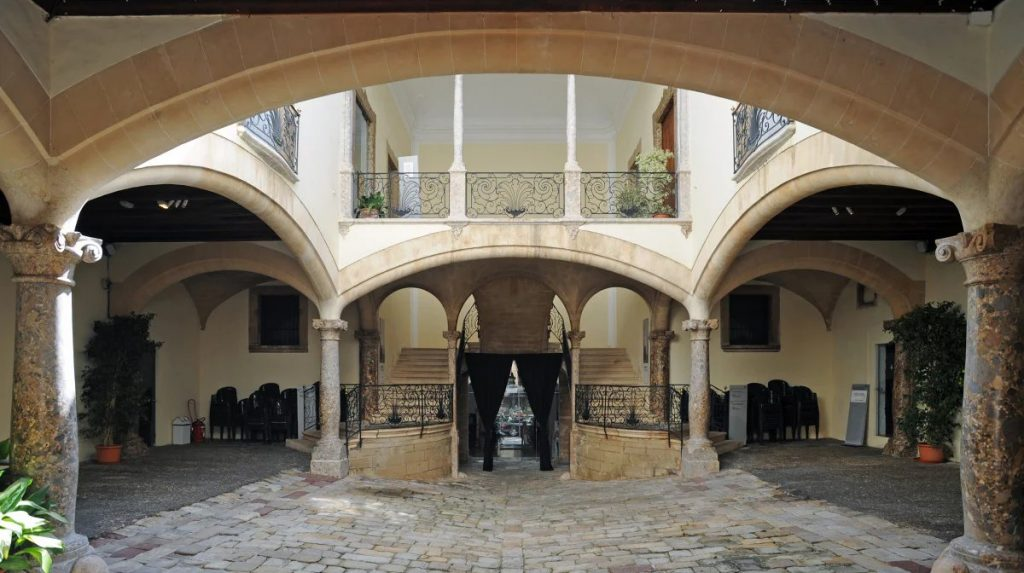Casal Solleric – hlavný výstavný priestor v Palme / Malorka.sk