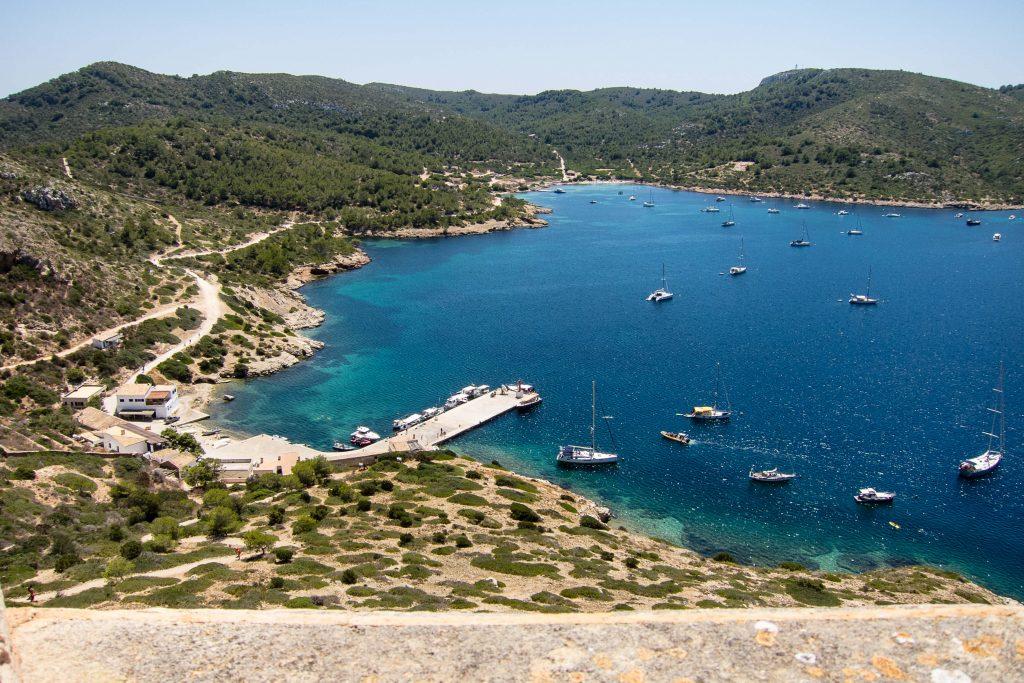 Cabrera je jeden z menších ostrovov v súostroví Baleáry / Malorka.sk