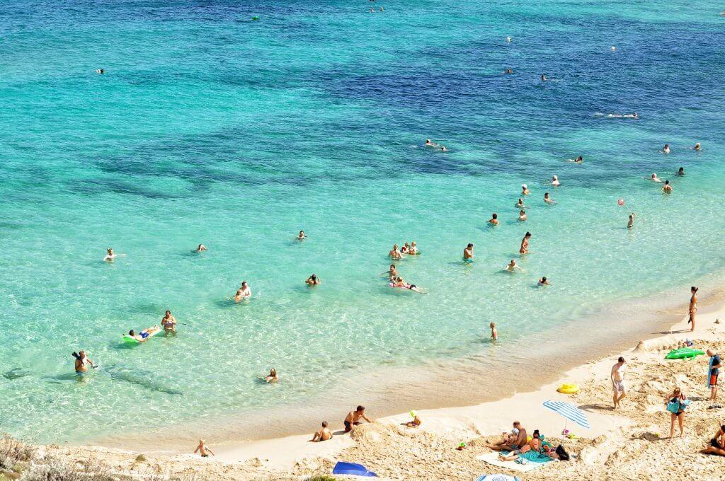 Can Picafort - pláž a more / Malorka.sk