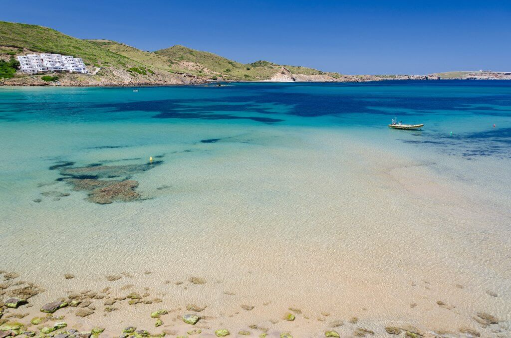 Romantická Menorca