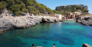Malebný záliv Cala s'Almunia / Malorka.sk